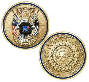 2020 National Police Week Coin